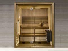 CARMENTA, EQUILIBRIUM CIRCLE Cabina per 5 bagni di calore