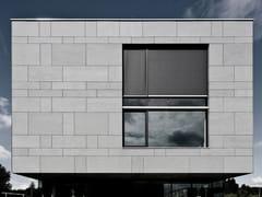 Pannello per facciata ventilata in fibrocemento ecologicoEQUITONE [tectiva] - CREATON ITALIA