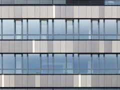 Pannello per facciata ventilata in fibrocemento ecologicoEQUITONE [materia] - CREATON ITALIA