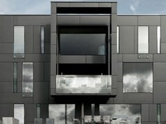 Pannello per facciata ventilata in fibrocemento ecologicoEQUITONE [natura] - ETEX ITALIA