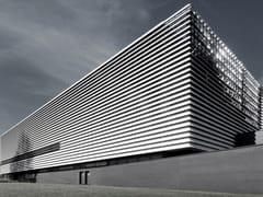 Pannello per facciata ventilata in fibrocemento ecologicoEQUITONE [textura] - ETEX ITALIA