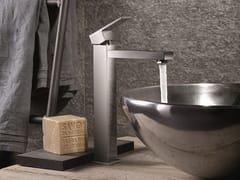 Miscelatore per lavabo monocomando monoforo senza scarico ERGO-Q | Miscelatore per lavabo senza scarico - ERGO-Q