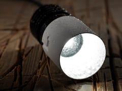 Faretto per esterno a LED a soffitto da incassoERIS - FLEXALIGHTING