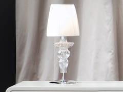 Lampada da comodino a luce diretta e indirettaEROS - CHAARME LETTI