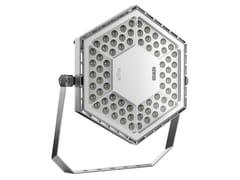 GEWISS, ESALITE FL Proiettore industriale a LED in alluminio pressofuso