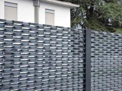 Recinzione in alluminio o acciaio al carbonioESPERIA RAPIDA - FILS