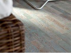 Pavimento in marmo effetto legno ESSENCE - LISTONCINO - Acquaforte