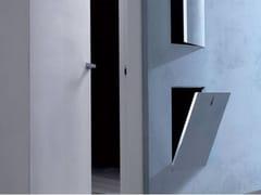Sportelli per piccoli spaziESSENTIAL LITTLE | Singolo con apertura orizzontale - SCRIGNO