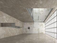 Scrigno, ESSENTIAL DOCCIA Box doccia a nicchia con porta scorrevole
