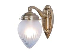 Lampada da parete in ottone ESZTERGOM II | Lampada da parete - Esztergom