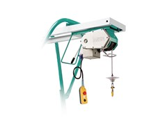 Elevatore ET 300 - IMER INTERNATIONAL
