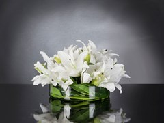 Pianta artificiale ETERNITY ROUND LILIUM - VGNEWTREND