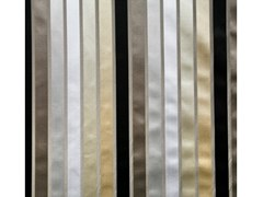 Tessuto a righe per tendeETERNITY SILK - ALDECO, INTERIOR FABRICS