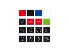 Etichette adesive per interruttoriETI16 - AVE