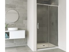Flair Showers, ETO SLIDING DOOR Porta scorrevole in vetro per doccia