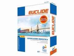 Certificazione energetica - APE - Relazione ProgettualiEUCLIDE CERTIFICAZIONE ENERGETICA PRO - GEO NETWORK