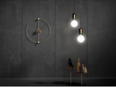 Orologio in metallo da parete EUCLIDEO 70 -