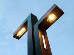 Lampione stradale a LEDEUDALD II | Lampione stradale - CYRIA