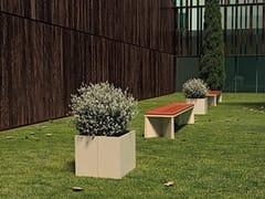 Fioriera per spazi pubblici quadrataEURI - ULMA ARCHITECTURAL SOLUTIONS