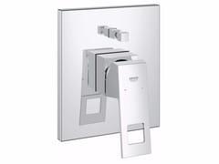 Miscelatore per doccia monocomando con deviatore EUROCUBE | Miscelatore per doccia con deviatore - Eurocube