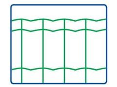 Rete elettrosaldata zincata e plastificataEURONET® PLAST M/G   100 x 50 STANDARD - METALLURGICA IRPINA