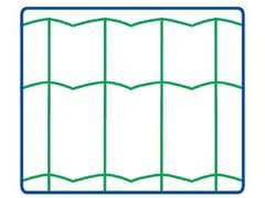 Rete elettrosaldata zincata e plastificataEURONET® PLAST M/G   100 x 63 PROMO - METALLURGICA IRPINA