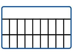 Rete elettrosaldata zincataEURONET® ZINC M/G   50 x 25 - METALLURGICA IRPINA