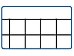 Rete elettrosaldata zincataEURONET® ZINC M/G   50 x 50 - METALLURGICA IRPINA