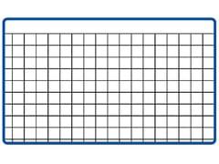Rete elettrosaldata zincataEURONET® ZINC M/P | 12 x 12 (post-zincata) - METALLURGICA IRPINA