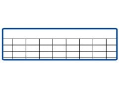 Rete elettrosaldata zincataEURONET® ZINC M/P   12 x 25 (post-zincata) - METALLURGICA IRPINA