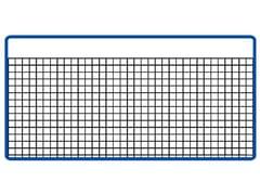 Rete elettrosaldata zincataEURONET® ZINC M/P | 6 x 6 - METALLURGICA IRPINA