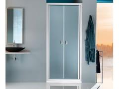 Samo, EUROPA | Box doccia con porta pivotante  Box doccia con porta pivotante