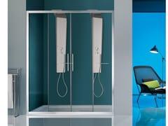 Samo, EUROPA | Box doccia con porta scorrevole  Box doccia con porta scorrevole