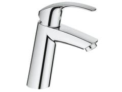 Miscelatore per lavabo da piano monocomando con limitatore di temperatura EUROSMART SIZE M | Miscelatore per lavabo senza scarico - Eurosmart