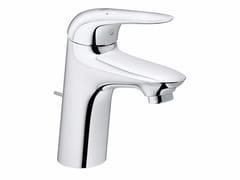 Miscelatore per lavabo da piano monocomando EUROSTYLE NEW SIZE S | Miscelatore per lavabo con piletta - Eurostyle New