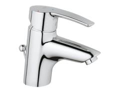 Miscelatore per lavabo da piano monocomando EUROSTYLE SIZE S | Miscelatore per lavabo con piletta - Eurostyle