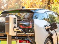 Colonnina di distribuzione elettrica per autoEVE MINI - VIESSMANN