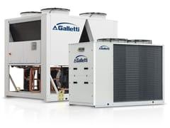 GALLETTI, EVITEC-H Unità ad alta temperatura