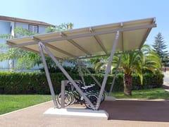 Colonnina di distribuzione elettrica per biciEVO-BIKE - GIULIO BARBIERI S.R.L. - OUTDOOR SOLUTIONS