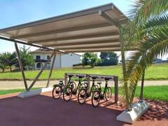 Giulio Barbieri, EVO-BIKE Colonnina di distribuzione elettrica per bici