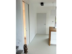 Porta scorrevole a scomparsa in legnoEVOBOX - A2B DOORS