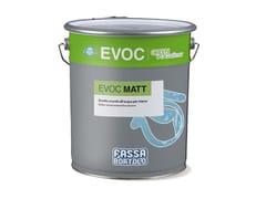 FASSA, EVOC MATT Idrosmalto opaco inodore per superfici murali interne