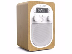 Radio digitale con batteria ricaricabile EVOKE H2 - PURE INTERNATIONAL LIMITED