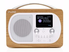Radio digitale con batteria ricaricabile EVOKE H4 - PURE INTERNATIONAL LIMITED