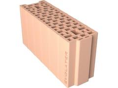 Fornaci DCB, EVOLATER 16x25x50 Tramezze a incastro a fori verticali