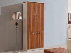 Mobile ufficio alto in legno con ante a battenteEVOLUTIO C308 | Mobile ufficio - ARREDIORG
