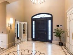 Porta d'ingresso blindata in legno con pannelli in vetroEVOLUTION   Porta d'ingresso con pannelli in vetro - OIKOS VENEZIA