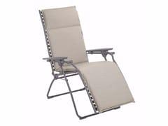 Sedia a sdraio reclinabile con braccioliEVOLUTION - LAFUMA MOBILIER