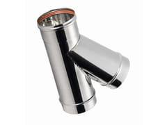 Canna fumaria in acciaio inoxEX-HT® - ATRITUBE HVAC PRODUCTS - G. IOANNIDIS & CO. P.C.