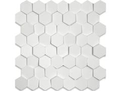 Pannello con effetti tridimensionali per interni/esterniEXAGO - NEW DECOR